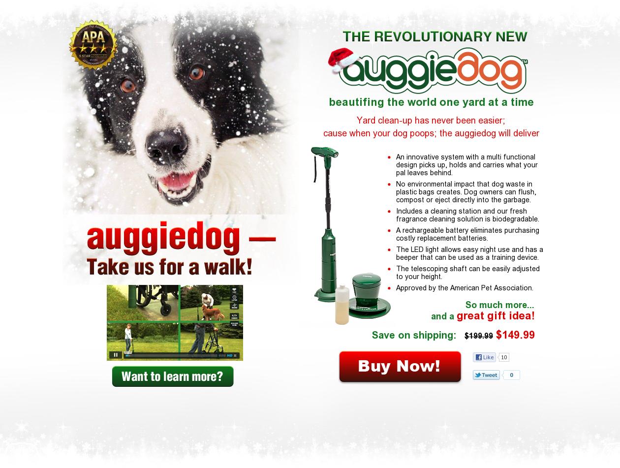 Auggiedog