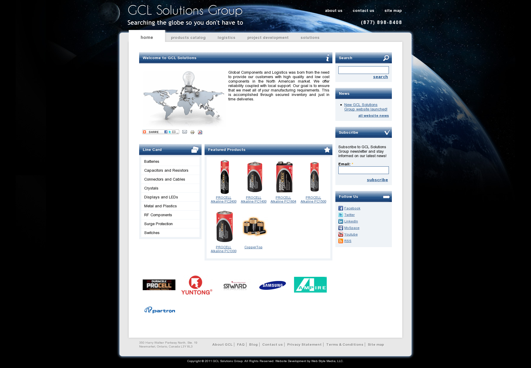 GCL Solutions