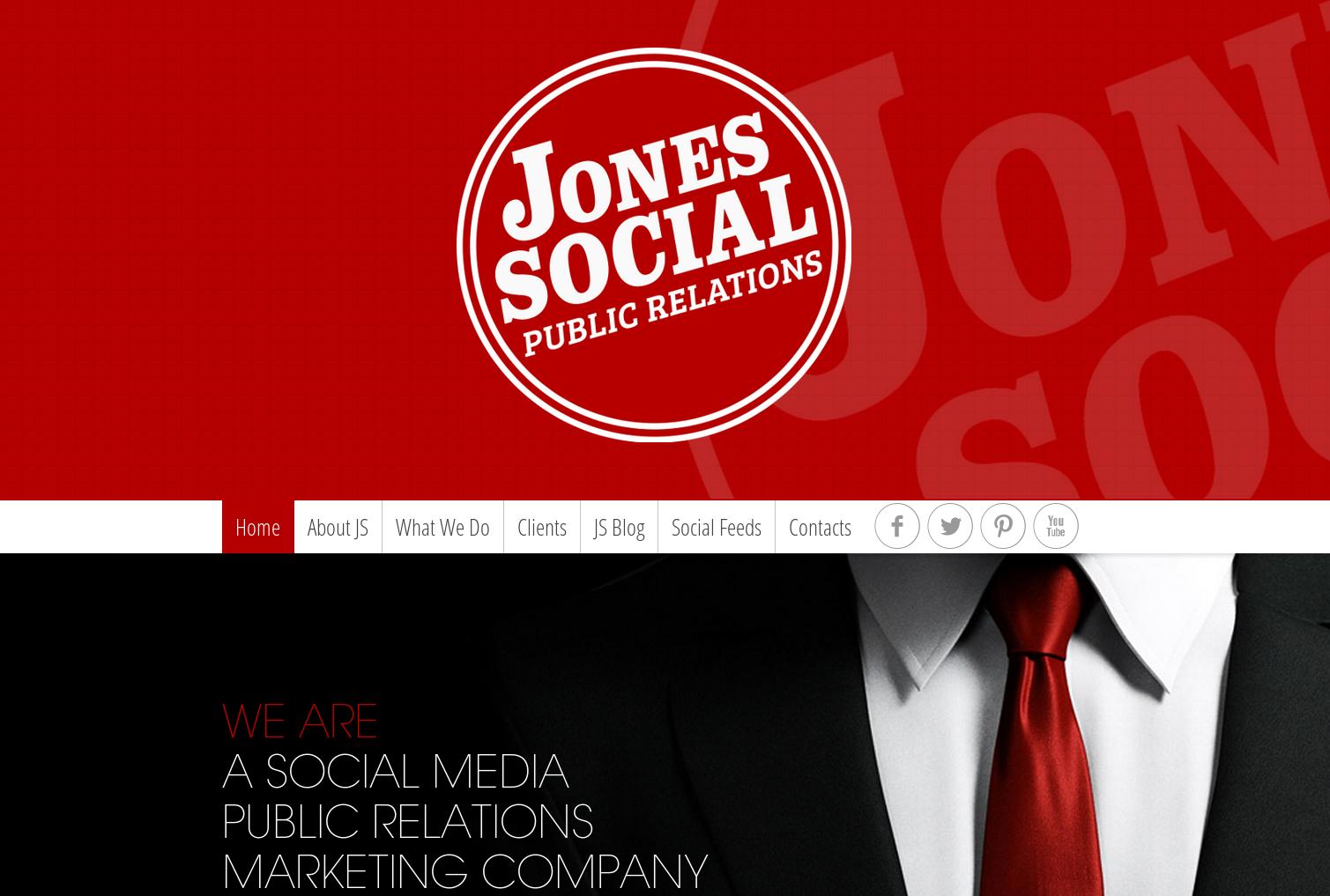 Jones Social PR