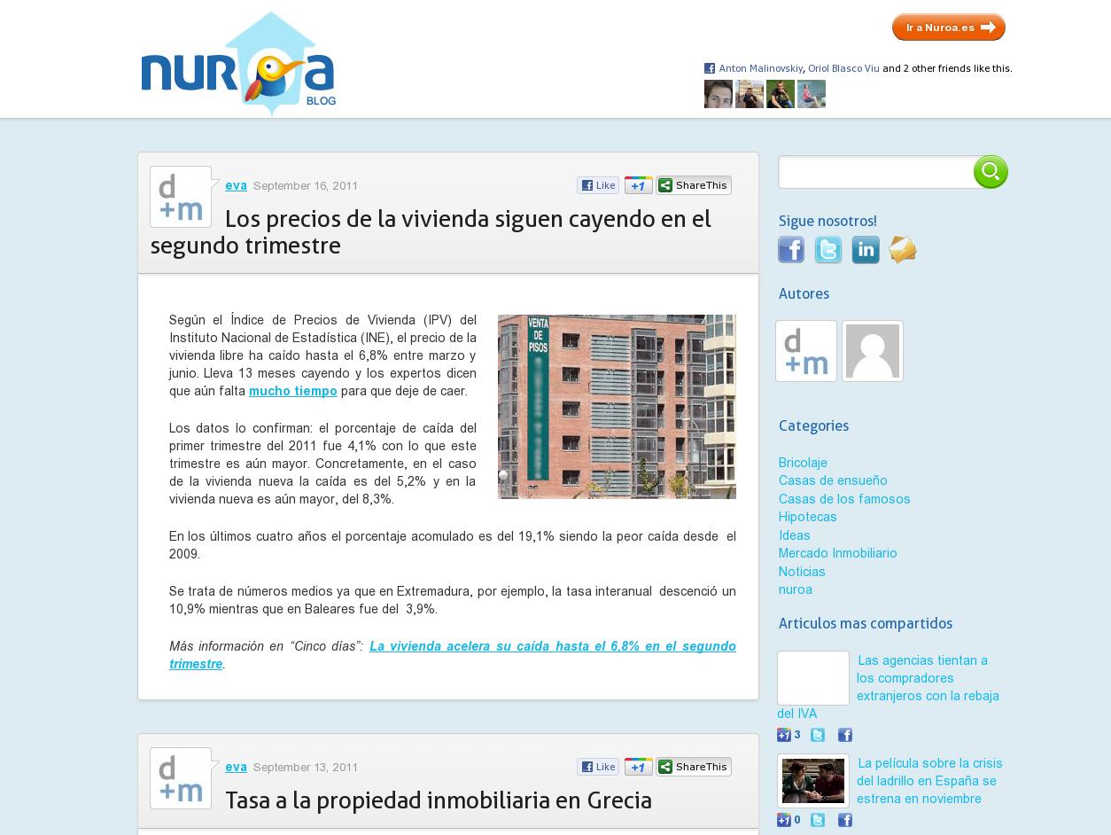 Nuroa Blog