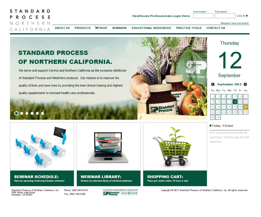 Standard Process of Northern California